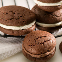 Chocolate Cookie Sandwiches