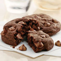 Chocolate Peanut Butter Dream Cookies