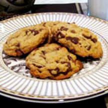 Tiffany's Triple Chocolate Chip Cookies