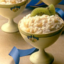 Banana Kiwi Pudding