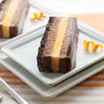 Chocolate Citrus Freeze