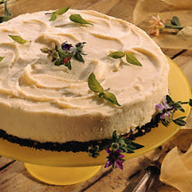 Indulgent Cheesecake with Mascarpone Cheese