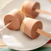 Java Mocha Frozen Cream Pops