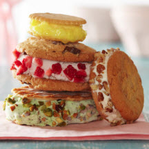 Mix and Match Ice-Cream Sandwich