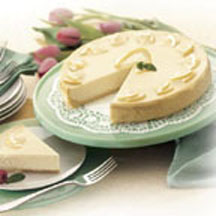 Premier White Lemony Cheesecake