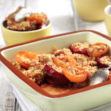 Apricot, Nectarine, Peach & Plum Recipes