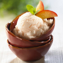 Sweet and Tangy Fruit Sorbet