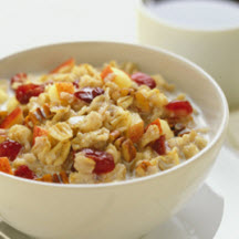 Cran-Apple Oatmeal