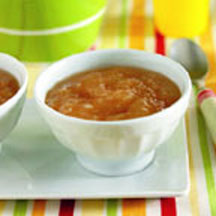Deliciously Simple Applesauce