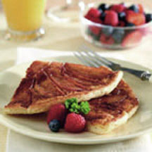 Hans Rockenwagner's German Apple Pancakes