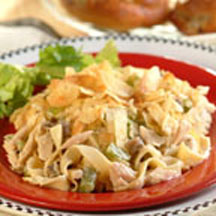 Fish & Seafood Casserole Recipes