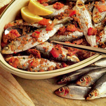 Crispy Bacon Sprats (Smoked Sardines)
