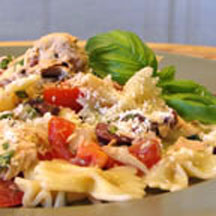 Farfalle with Tuna and Olives