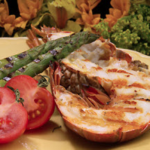 Grilled Spiny Lobster Tail Recipe Cooksrecipes Com