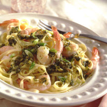 Fish & Seafood with Pasta Recipes