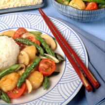 Fish & Seafood Stir-Fry Recipes