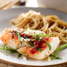 Healthier Fish & Seafood Recipes