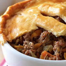 Beefy Pasty Pie
