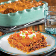 South-Of-The-Border Casserole