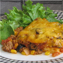 Tamale Pie Recipe 2 at CooksRecipes.com