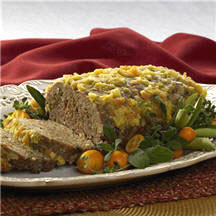 Ground Turkey Meat Loaf Recipes