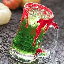 Blood Green Brew