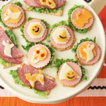 Halloween Hors d'Oeuvres