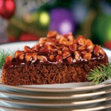 Holiday Fudge Cake