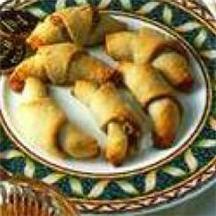 Honey Nut Rugelach Recipe at CooksRecipes.com