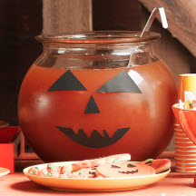 Halloween Party Beverage & Punch Recipes