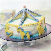 Decorated Party Cake Recipes