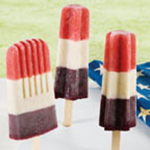 Patriotic Fruit Pops