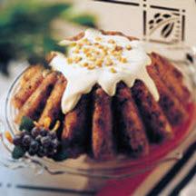 Recipe Plum Duff Cake