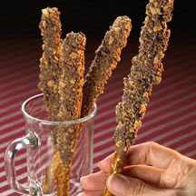 Reese's Peanut Butter and Milk Chocolate Chip Cattails