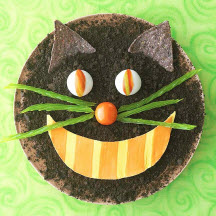 Scaredy-Cat Ice Cream Cake