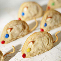 Spiced Mice Cookies