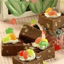 Toll House® Easter Basket Fudge