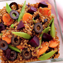 Wheat Berry Primavera