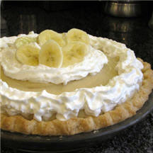 Banana Pie Recipes