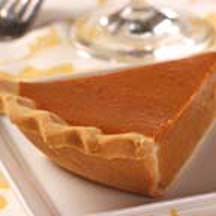 Gluten-Free Pie Crust with Libby's® Famous Pumpkin Pie Filling