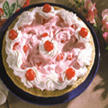 Pretty In Pink Pie