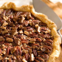 Pecan & Nut Pie Recipes