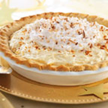Coconut Pie Recipes