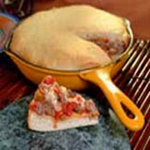 Mexican-Style Skillet Pizza