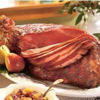 Baked Country Ham