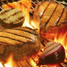 Cuban-Style Grilled Chops