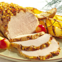 Honey-Pineapple Pork Roast