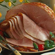 Spiral-Sliced Ham with Pepper Jelly Glaze