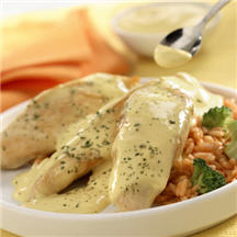 Chicken with Creamy Dijon Sauce