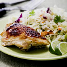 Citrus Baked Chicken